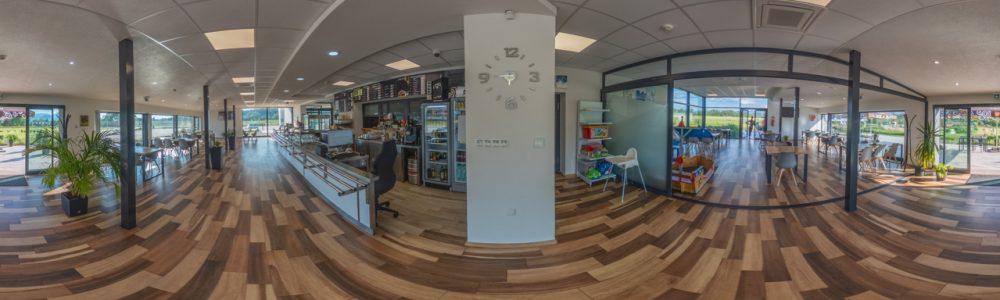 Restauracia virtualna prehliadka 360